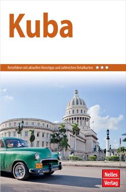 Nelles Guide Reiseführer Kuba von Frey,  Elke, Miethig,  Martina, Nelles,  Günter