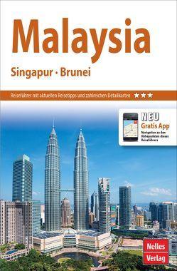 Nelles Guide Reiseführer Malaysia – Singapur – Brunei