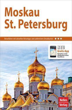 Nelles Guide Reiseführer Moskau – St. Petersburg