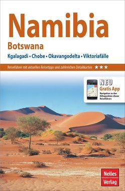 Nelles Guide Reiseführer Namibia – Botswana