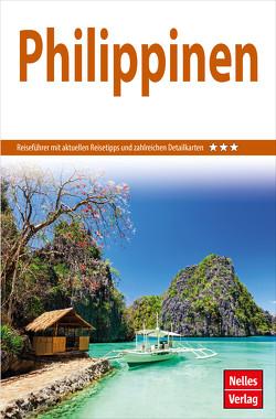 Nelles Guide Reiseführer Philippinen von Dietrich,  Wolf, Hanewald,  Roland, Mayuga,  Sylvia L., Nelles,  Günter, Schaefer,  Albrecht G.