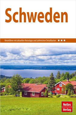 Nelles Guide Reiseführer Schweden von Frey,  Elke, Kraemer,  Birgit, Lemmer,  Gerhard, Nelles,  Günter