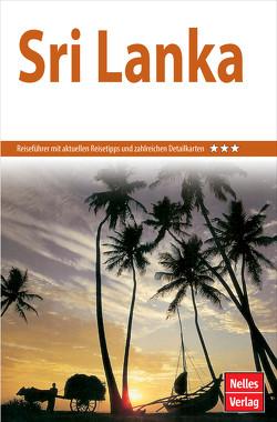 Nelles Guide Reiseführer Sri Lanka von Frey,  Elke, Lemmer,  Gerhard, Namasivayam,  Jayanthi, Nelles,  Günter