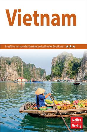 Nelles Guide Reiseführer Vietnam von Bergmann,  Jürgen, Miethig,  Martina, Nelles,  Günter, Wulf,  Annaliese