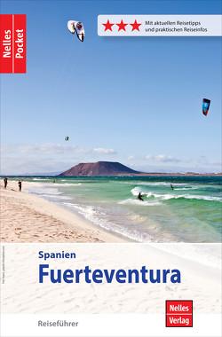 Nelles Pocket Reiseführer Fuerteventura von Gruschwitz,  Bernd F, Lipps,  Susanne, Nelles,  Günter, Tascher,  Wolfgang