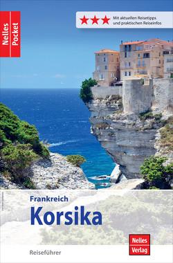Nelles Pocket Reiseführer Korsika von Boll,  Klaus, Credner,  Barbara, Mühl,  Heike, Schroeder,  Dirk, Schwarz,  Berthold