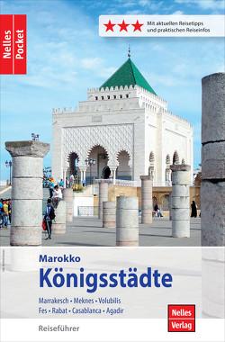 Nelles Pocket Reiseführer Marokko – Königsstädte von Escher,  Anton, Knappe,  Walter, Nelles,  Günter, Schwarz,  Berthold, Vereno,  Ingolf, Welte,  Frank