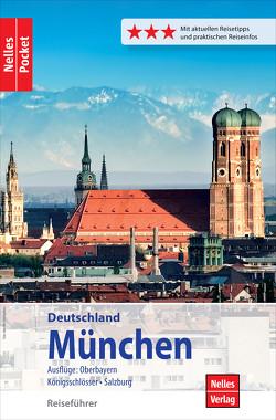 Nelles Pocket Reiseführer München von Haas,  Christian, Nelles,  Günter, Schlichter,  Sylvi, Schuster,  Karl Heinz, Schwarz,  Berthold