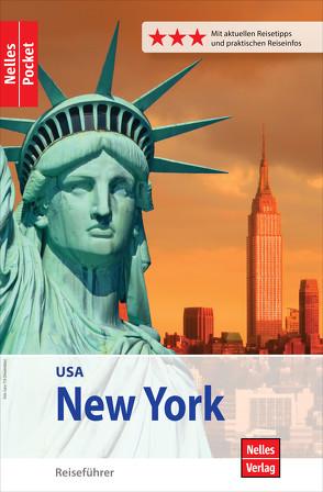 Nelles Pocket Reiseführer New York von Martin,  Dorothea, Nelles,  Günter