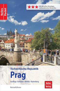 Nelles Pocket Reiseführer Prag von Cerná,  Hana, Gruschwitz,  Bernd F, Micklitza,  André, Micklitza,  Kerstin, Nelles,  Günter