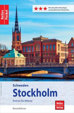 Nelles Pocket Reiseführer Stockholm von Frey,  Elke, Kraemer,  Birgit, Lemmer,  Gerhard, Nelles,  Günter