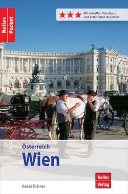 Nelles Pocket Reiseführer Wien von Nelles,  Günter, Striegler,  Evelin