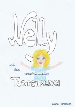 Nelly und das verschwundene Tortenblech von Herrmann,  Laura
