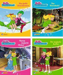Nelson Mini-Bücher: Bibi Blocksberg 25-28