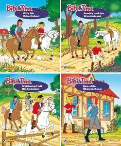 Nelson Mini-Bücher: Bibi und Tina 21-24 von Kiddinx Media GmbH