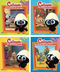 Nelson Mini-Bücher: Calimero 1-4