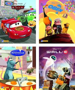 Nelson Mini-Bücher: Disney Filmhits 1-4 von Disney Enterprises,  Inc.,  Inc.