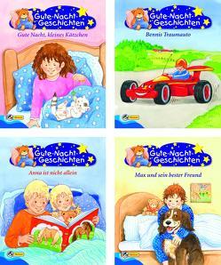 Nelson Mini-Bücher: Gute-Nacht-Geschichten 1-4 von Nelson Verlag
