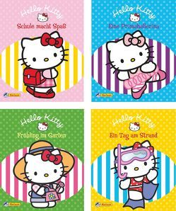 Nelson Mini-Bücher: Hello Kitty 5-8 von Hello Kitty