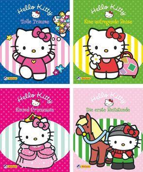 Nelson Mini-Bücher: Hello Kitty 9-12 von Hello Kitty