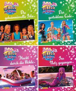 Nelson Mini-Bücher: 4er Barbie Die Magie der Delfine 1-4