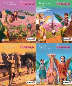 Nelson Mini-Bücher: 4er bayala – Das magische Elfenabenteuer 1-4
