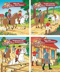 Nelson Mini-Bücher: 4er Bibi und Tina 21-24 von Kiddinx Media GmbH