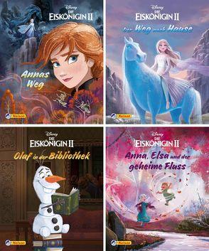 Nelson Mini-Bücher: 4er Disney Die Eiskönigin 2 5-8