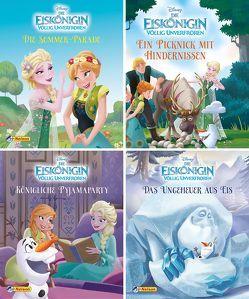 Nelson Mini-Bücher: 4er Disney Die Eiskönigin 9-12
