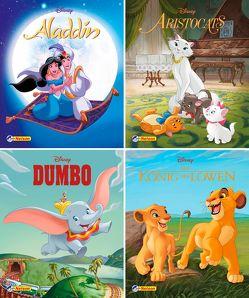 Nelson Mini-Bücher: 4er Disney Filmklassiker 9-12