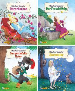 Nelson Mini-Bücher: 4er Märchen-Klassiker 5-8 von Sörensen,  Hanna