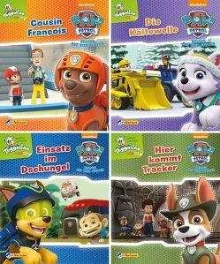 Nelson Mini-Bücher: 4er PAW Patrol 5-8
