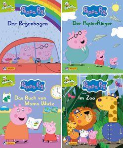 Nelson Mini-Bücher: 4er Peppa 9-12 von Korda,  Steffi