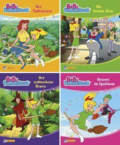 Nelson Mini-Bücher: Bibi Blocksberg 29-32