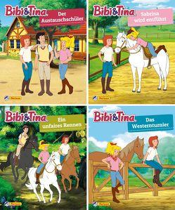 Nelson Mini-Bücher: Bibi und Tina 29-32