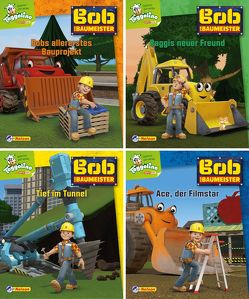 Nelson Mini-Bücher: Bob der Baumeister 9-12