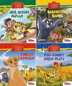 Nelson Mini-Bücher: Disney Die Garde der Löwen 1-4