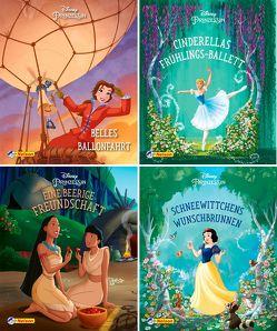 Nelson Mini-Bücher: Disney Prinzessin 9-12