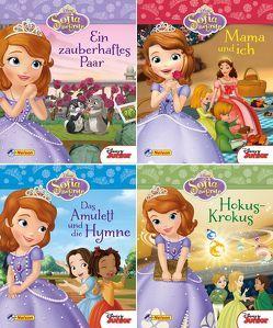 Nelson Mini-Bücher: Disney Sofia die Erste 1-4