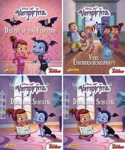 Nelson Mini-Bücher: Disney Vampirina 1-4