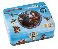 Nelson Mini-Bücher: Meine Minibuch-Truhe: Dreamworks Dragons