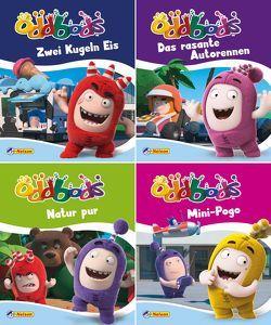 Nelson Mini-Bücher: Oddbods 1-4