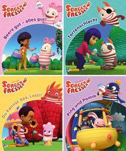 Nelson Mini-Bücher: Sorgenfresser 1-4