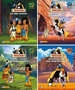 Nelson Mini-Bücher: Yakari 5-8