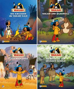 Nelson Mini-Bücher: Yakari 9-12 (Einzel/WWS)