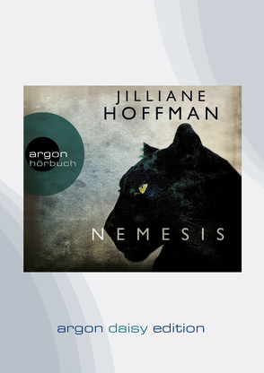 Nemesis (DAISY Edition) von Hoffman,  Jilliane, Naumann,  Katharina, Sawatzki,  Andrea, Zeitz,  Sophie