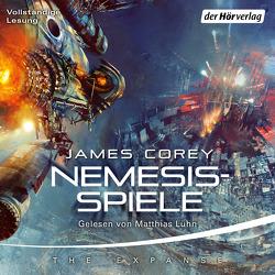 Nemesis-Spiele von Corey,  James, Langowski,  Jürgen, Lühn,  Matthias