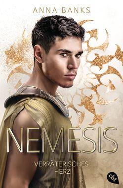 Nemesis – Verräterisches Herz von Banks,  Anna, Link,  Michaela