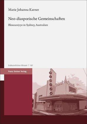 Neo-diasporische Gemeinschaften von Karner,  Marie Johanna
