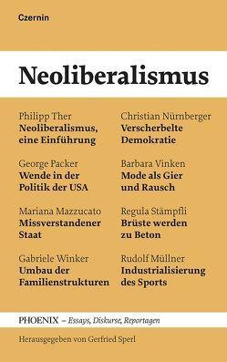 Neoliberalismus von Sperl,  Gerfried